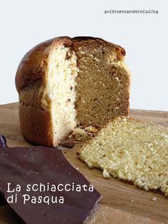 """L'Artusi, la chiama """"stiacciata alla livornese"""" (ricetta n°598 de """"La scienza in cucina e l'arte di mangiare bene"""") , a San Gimignano..."""