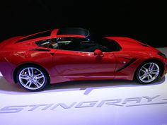The Stingray will hit 60 mph in under four seconds, if Chevrolet's claim is true, and grip a corner at over 1g. - Page 9