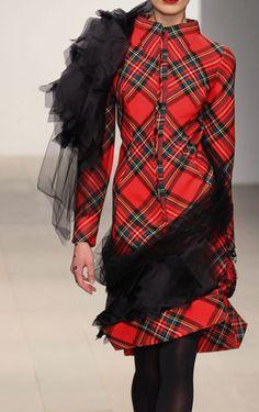 London Fashion Week ~ Corrie Nielsen