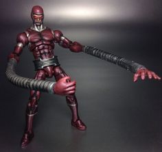 Machine Man (Marvel Universe) Custom Action Figure