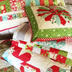Christmas Quilts & More | A Quilting Life | Bloglovin'
