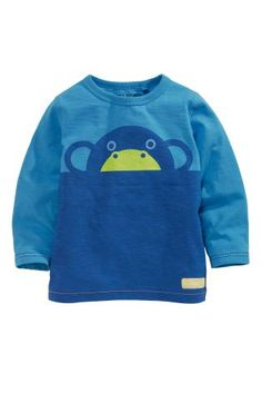 Buy Monkey T-Shirt (3mths-6yrs) online today at Next: United States of America
