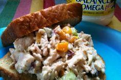 Smart Balance Recipe - Curried Chicken Salad