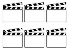 These are blank clapboard pieces that can be customized for your Hollywood/Movie themed classroom. I have included the blank clapboards, clapboard. Birthday Bulletin Boards, School Bulletin Boards, Classroom Setup, School Classroom, Movie Classroom, Hollywood Theme Classroom, Red Carpet Theme, Hollywood Party, Hollywood Night