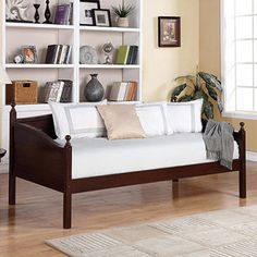 Kylie Daybed, Multiple Colors - Daybed could be a good option for Bug's space as she gets older
