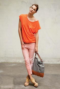 love the colors for spring/summer.