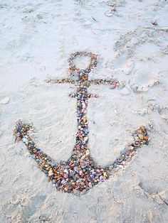 anchor dropped