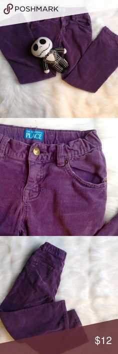 Girl's corduroy pants Cute staple piece in great condition The Children's Place Bottoms Casual