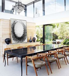 Large Abstract Painting Circle, Acrylic Painting On Canvas Art Original HAND MADE Black And White Minimalst Art.