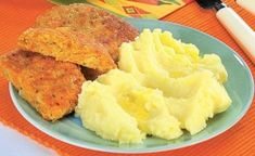 Karbanátky zmrkve - recepty a vaření Poslirecept.cz Healthy Food, Healthy Recipes, Mashed Potatoes, Food And Drink, Cooking, Ethnic Recipes, Crafts, Diy, Healthy Foods