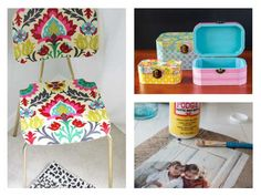 10 Amazingly Cool Things You Can Make Using Mod Podge