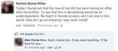 Facebook Post About Man's Wife Cheating With His Brother Doesn't End There