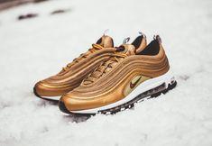 La sneaker Air Max 97 Metallic Gold 2018