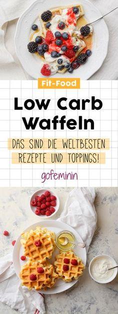 Low carb Waffeln
