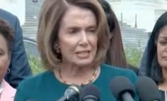 Pelosi makes unhinged comparison of Dreamers to WWII interned Japanese American CITIZENS