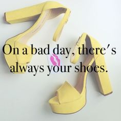 Thankful for pretty shoes!