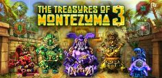 L'application Android offerte du jour - Treasures of Montezuma 3 - http://www.android-logiciels.fr/listing/lapplication-android-offerte-du-jour/