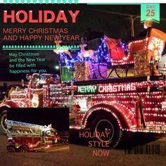 Clementon  2014 Christmas  parade