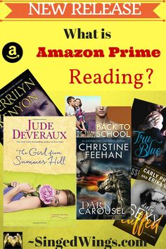 What is Amazon Prime Reading? Free Books, that's what!