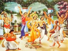 By nature all the activities of Sri Caitanya Mahaprabhu are very wonderful and sweet...