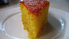 Greek Sweets, Greek Desserts, Greek Recipes, Homemade Sweets, Homemade Cakes, Sweets Recipes, Candy Recipes, Greek Cake, Low Calorie Cake