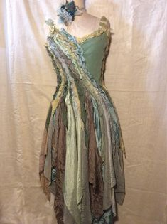 Fairy Wedding Dress, Fairy Dress, Wedding Dresses, Wedding Dress Costume, Bride Costume, Dress Outfits, Cool Outfits, Fashion Outfits, Fairy Outfits