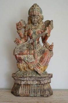 Wspaniałe ozdoby do wnętrz: indyjskie #rzeźby. :) Rzeźby na zdjęciach: ✪ Rzeźba 1: http://bit.ly/1PwBCSM ✪ Rzeźba 2: http://bit.ly/1IPicTL ✪ Rzeźba 3: http://bit.ly/1U2854m ✪ Rzeźba 4: http://bit.ly/1VwYe7Z