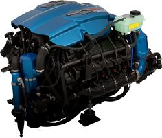 The Ford Raptor® engine by Indmar delivers immediate throttle and plane for unparalleled performance in wake sport applications. Learn what makes Indmar great.