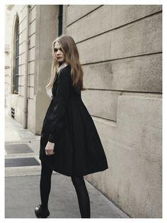 Emi Nakanishi Spook Interview Japan French Chic Fashion Mode Design Natalia Koreshkova