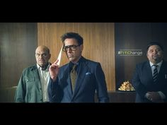 """seelgraf: """" PICTURES - Robert Downey Jr in HTC """"Change"""" Campaign. """" The entire """"Change"""" campaign should cover the span of 24 to 36 months, during which it'll be split into three phases. Robert Downey Jr., Teaser, Cinema, Downey Junior, Hugh Jackman, Celebs, Celebrities, Tony Stark, In Hollywood"""