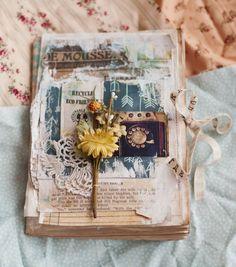 scrapbook notebook