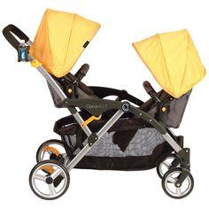 Contours Options LT Tandem Stroller - $250