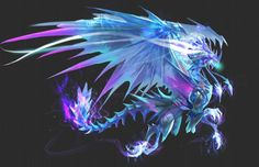 Crystal Dragons Reiki Attunement-New Earth Energies Reiki Fantasy Dragon, Dragon Art, Fantasy Art, Drowning Art, Mythical Dragons, Crystal Dragon, Anime Weapons, Dragon Images, Dragon Knight