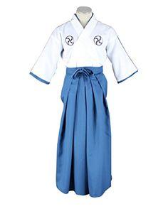Mtxc Men's Bleach Cosplay Soul Reaper academy Uniforms Kid Size Large White Mtxc http://www.amazon.com/dp/B00NXX0HGS/ref=cm_sw_r_pi_dp_5f0Qub107RE34