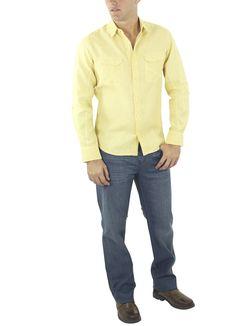 Camisa Perspective #moda #lino #SS2015 www.abito.com.mx
