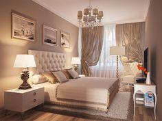 Картинки по запросу дизайн спальни светлый пол