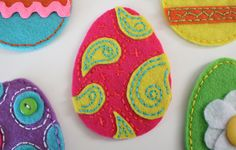 Dream a Little Bigger - Dream a Little Bigger Craft Blog - Easter Eggs That Will Never Get Stinky! at MomSpark