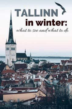 Tallinn in winter – what to see and what to do Road Trip Europe, Europe Travel Tips, Travel Destinations, Travel List, Estonia Travel, Lappland, Future Travel, World Traveler, Family Travel