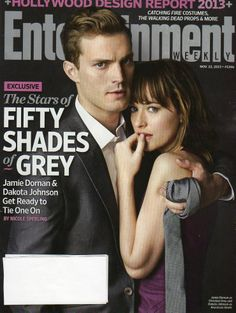 Fifty Shades of Gray -Entertainment Weekly Nov 22,2013- MOC