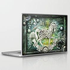 Mechanical Horse I Laptop & iPad Skin