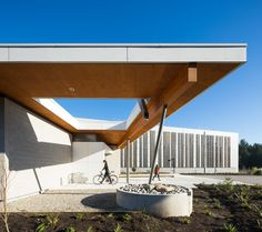 Image 1 of 13 from gallery of New UBC Library PARC Facility / DGBK Architects. Photograph by Ema Peter Photography