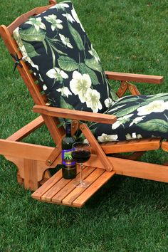 adirondack chaise lounges plans | adirondack-chaise-lounge-10