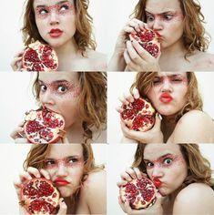 pommegranate  by *Senju-HiMe
