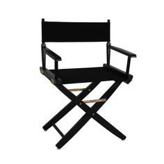 American Trails Extra-Wide Premium 18 inch Directors Chair Natural Frame w/ Navy Color Cover, Beige Lawn Chairs, Outdoor Chairs, Outdoor Furniture, Outdoor Decor, Royal Blue Color, Navy Color, Red Color, Mission Oak, Built In Storage