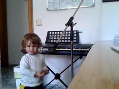 He Hands His 2 Yr Old A Mic And A Harmonica. Even Dad Wasn't Prepared For What Happened Next….