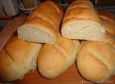 Bułka paryska (francuz). Bread, Food, Recipes, Eten, Bakeries, Meals, Breads, Diet