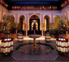 La Mamounia (Marrakech, Morocco)