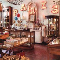 The Paris Market in Savannah, GA - such an interesting store!