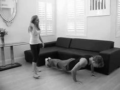Cheeky workout to get your partner fit...www.lwrfitness.com