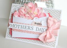 My creative corner: Mother's Day cards...